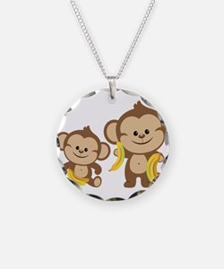 Little Monkeys Necklace