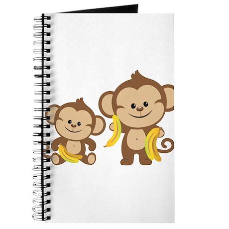 Little Monkeys Journal