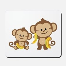 Little Monkeys Mousepad