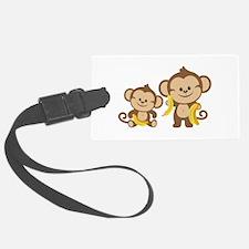 Little Monkeys Luggage Tag