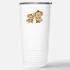 Little Monkeys Travel Mug