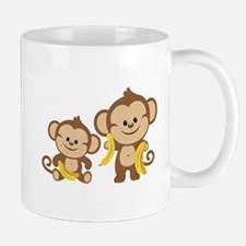 Little Monkeys Mug