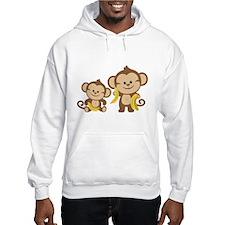 Little Monkeys Hoodie