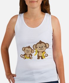 Little Monkeys Women's Tank Top