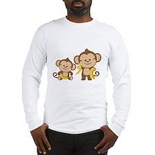 Little Monkeys Long Sleeve T-Shirt
