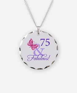 75 And Fabulous Necklace
