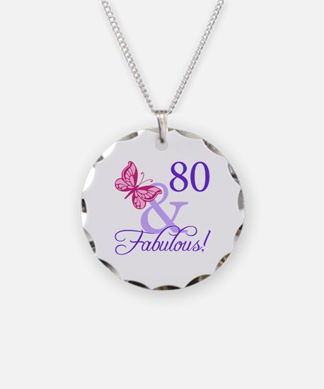 80 And Fabulous Necklace