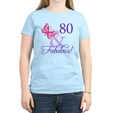 80 And Fabulous T-Shirt