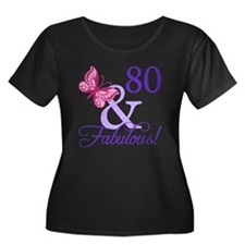 80 And Fabulous T