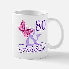 80 And Fabulous Mug