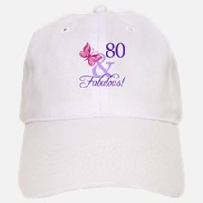 80 And Fabulous Baseball Baseball Cap