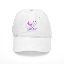 80 And Fabulous Baseball Cap