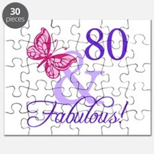 80 And Fabulous Puzzle