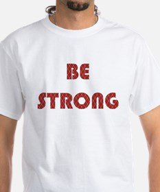 Be Strong Red Shirt