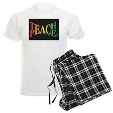 Teach Peace Pajamas