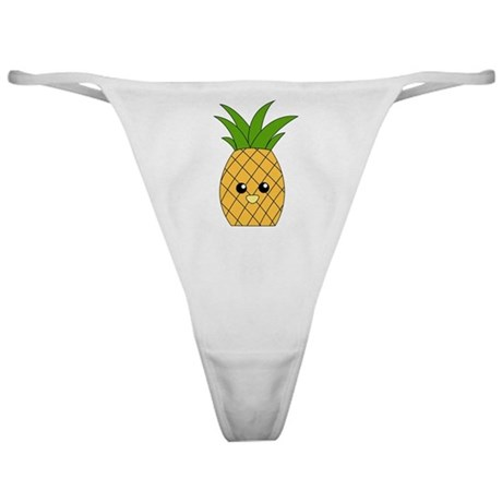 Pineapple Classic Thong