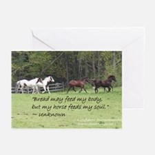 Horse Themed Greeting Cards (Pk of 10)