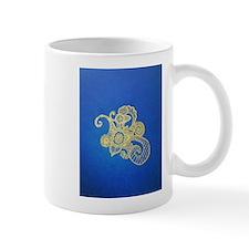 Bombay Blue Mug