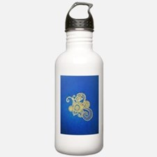 Bombay Blue Water Bottle