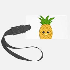 Pineapple Luggage Tag