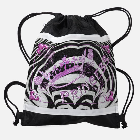 Harvest Moons Princess Drawstring Bag
