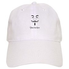 V for Vendetta Baseball Baseball Cap