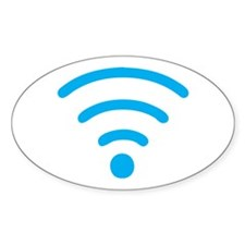 FREE Wireless Internet Decal