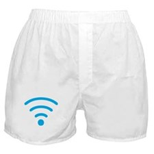 FREE Wireless Internet Boxer Shorts