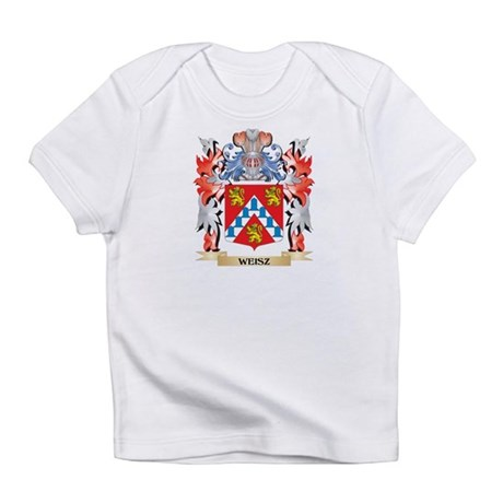 Weisz Coat of Arms - Family Crest T-Shirt