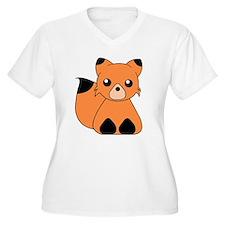 Funny Kitsune T-Shirt