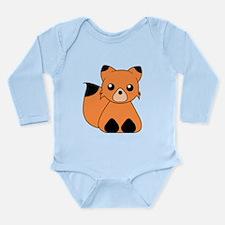 Cool Kitsune Long Sleeve Infant Bodysuit