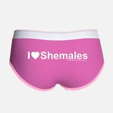 Shemales Women's Boy Brief