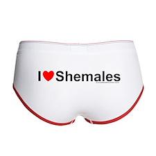 Shemales Women's Boy Brief