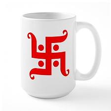 swastika Mug