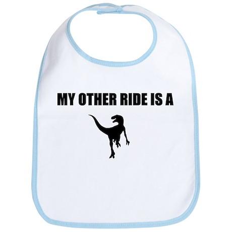 Other Ride is a Raptor Bib