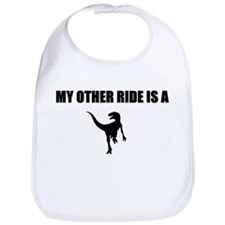 Other Ride is a Raptor Bib
