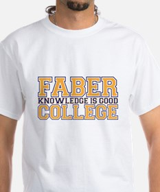 faber college Shirt
