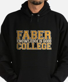 faber college Hoodie