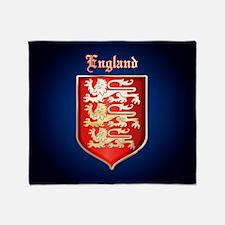 England Throw Blanket