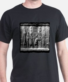 summerian tablet art illustration T-Shirt