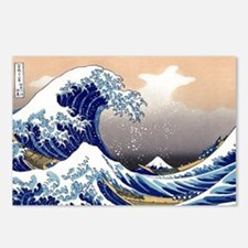 The Great Wave off Kanagawa Postcards (Package of