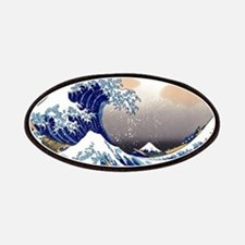 The Great Wave off Kanagawa Patches