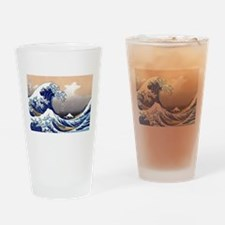 The Great Wave off Kanagawa Drinking Glass