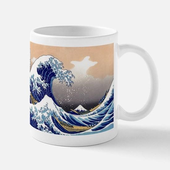 The Great Wave off Kanagawa Mug