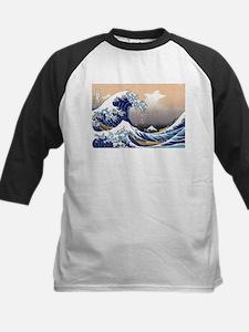 The Great Wave off Kanagawa Tee