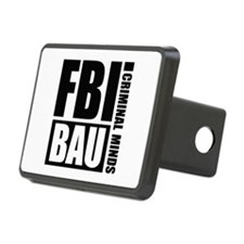 FBI BAU Criminal Minds Hitch Cover