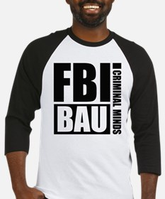FBI BAU Criminal Minds Baseball Jersey