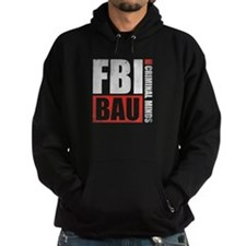 FBI BAU Criminal Minds Hoodie