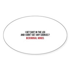 Criminal Minds Quote Decal