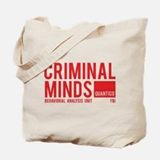 Criminal Minds Tote Bag